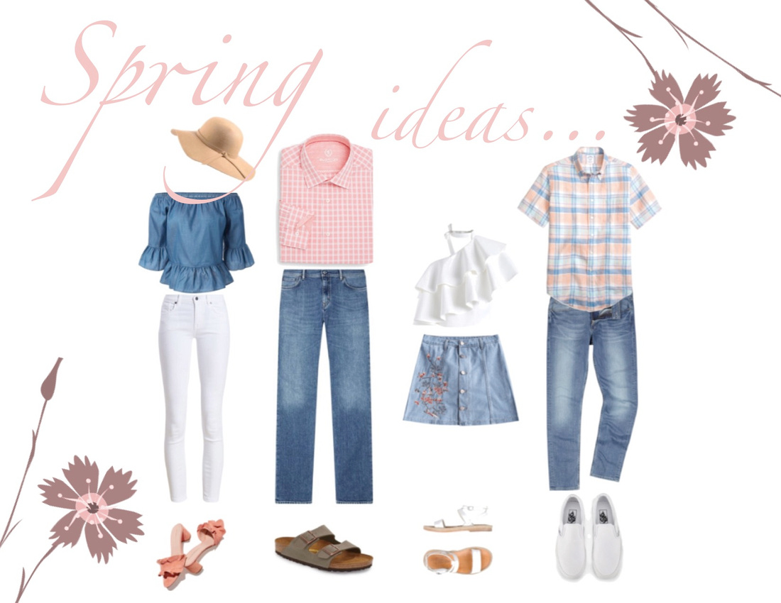 What to Wear Spring Ideas