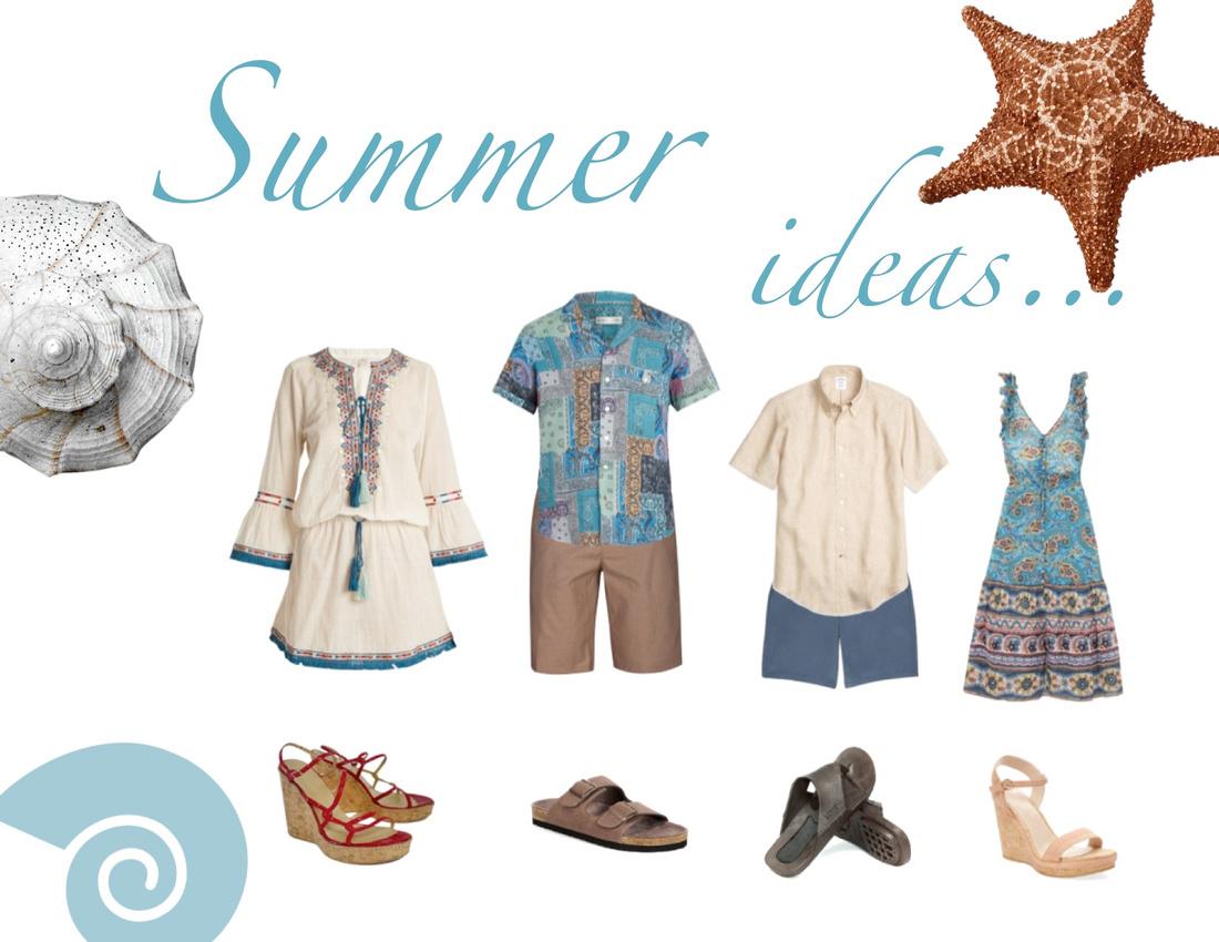What to Wear Summer Ideas