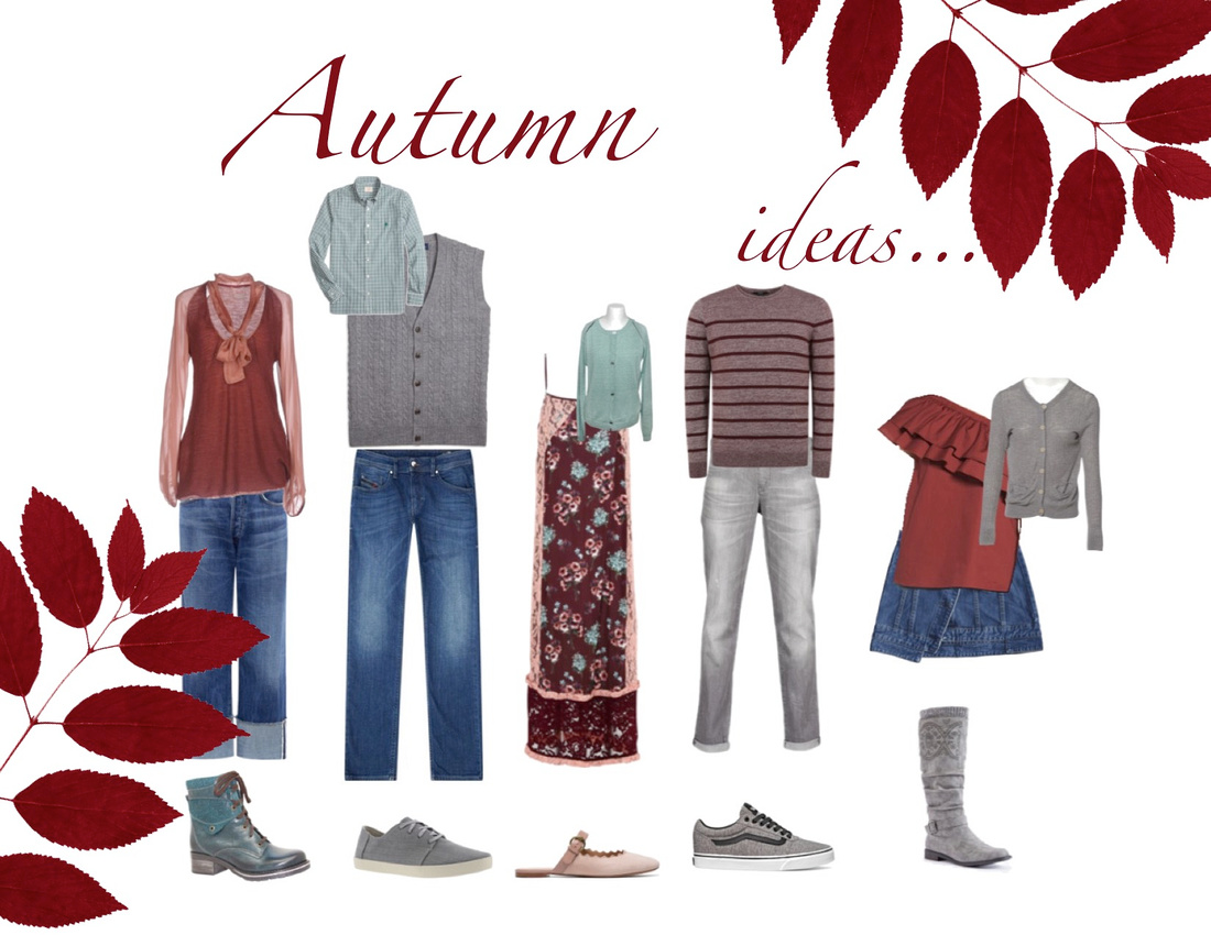 What to Wear Autumn Ideas