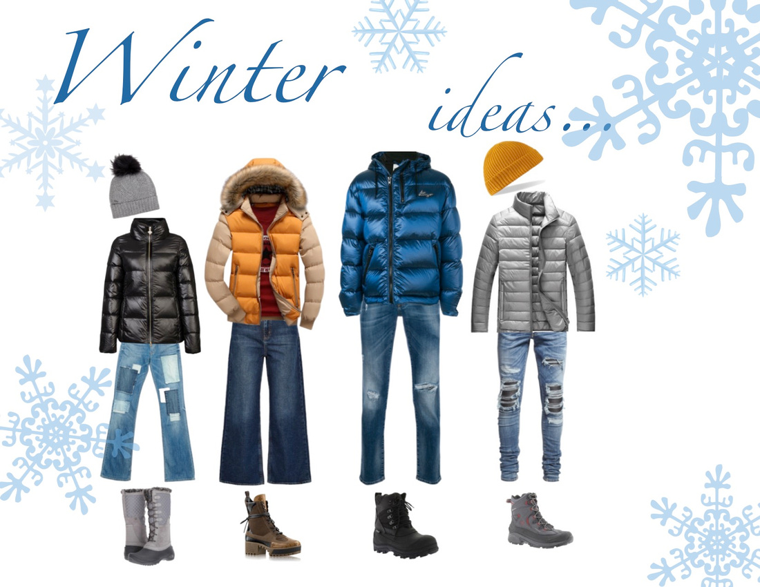 What to Wear Winter Ideas