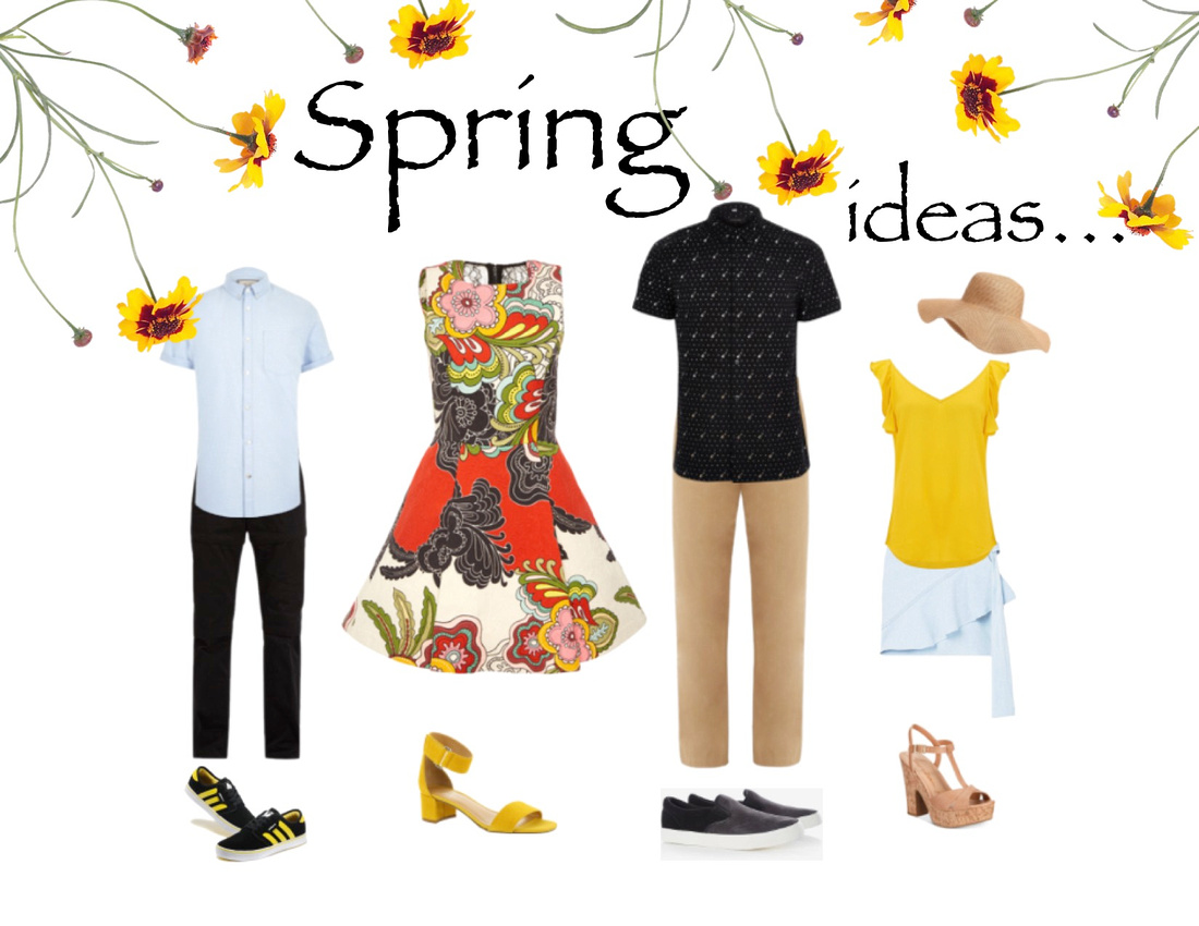 What to Wear Spring Ideas 2