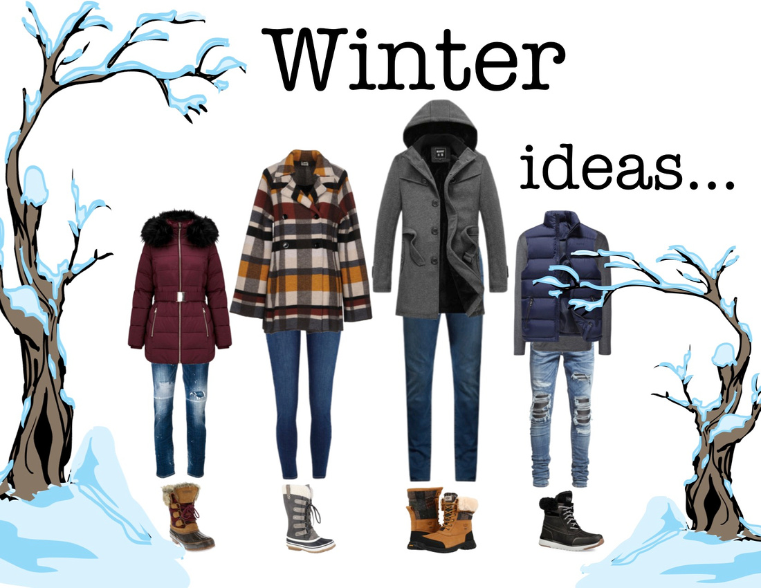 What to Wear Winter 2