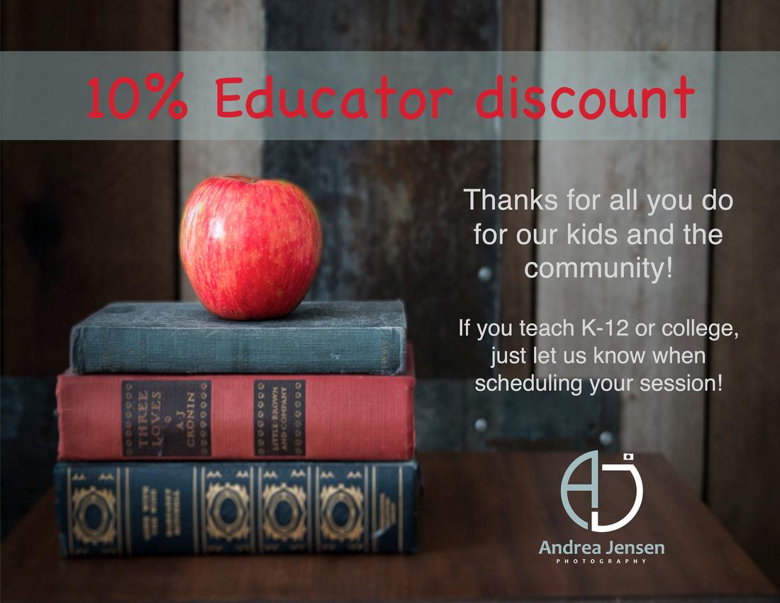 Teacher Marketing Discount